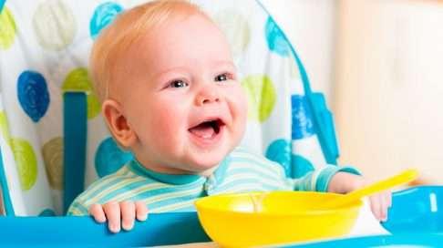 Vauva 11 kuukautta