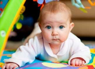Vauva 3 kuukautta