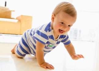 Vauva 8 kuukautta