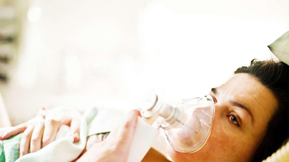 Ilokaasu on lääkkeellisistä kivunlievitysmuodoista käytetyin. Kuva: iStock