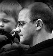 Isä ja synnytyksen jälkeinen masennus