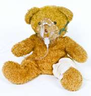 Nallella on astma