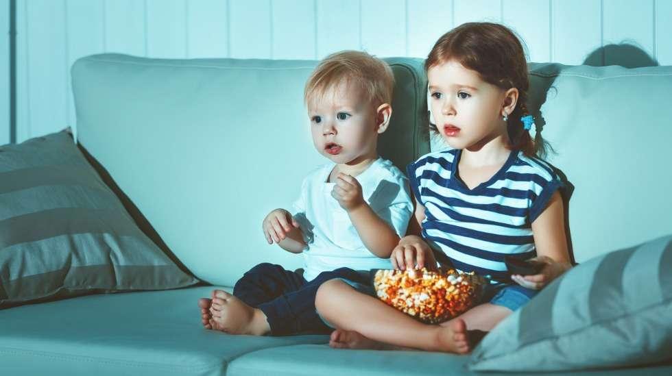 Televisiosta tulee muutakin kuin mukavia lastenohjelmia