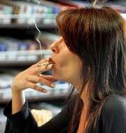 Raskaus Tupakointi