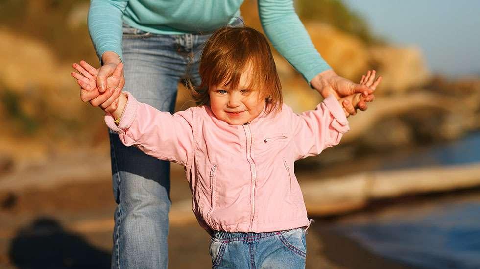 Tyttölapsi. Vai onko? (Kuva: Shutterstock)