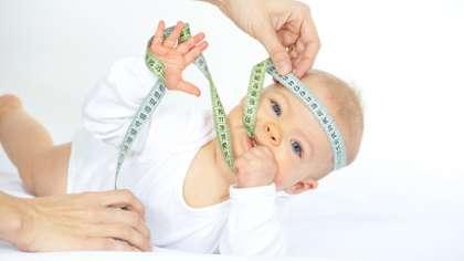 Vauvaa mitataan