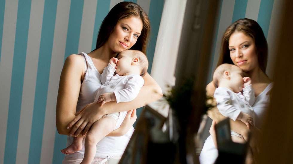 Narsistivanhemmalle lapsi on itsen peilaamista varten.