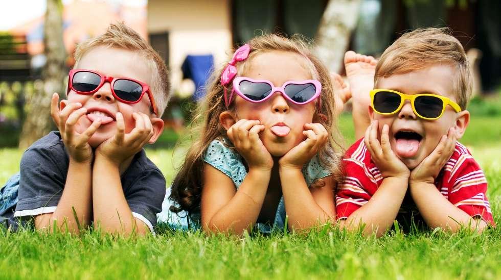 Kaksonen on erittäin seurallinen ja sosiaalisesti älykäs – hän on siellä missä tapahtuu. (Kuvituskuva: Shutterstock)