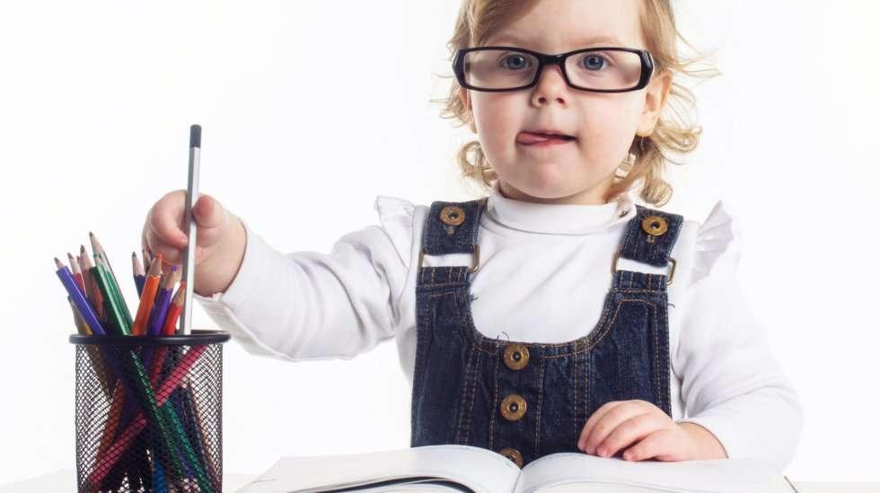 Kaurislapsi saattaa määrätietoisuutensa ansioista vaikuttaa ikäistään vanhemmalta. (Kuva: Shutterstock)