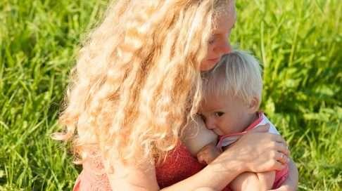 Taaperoimetys herättää kiivaita tunteita niin puolesta kuin vastaan. (Kuvituskuva: Shutterstock)