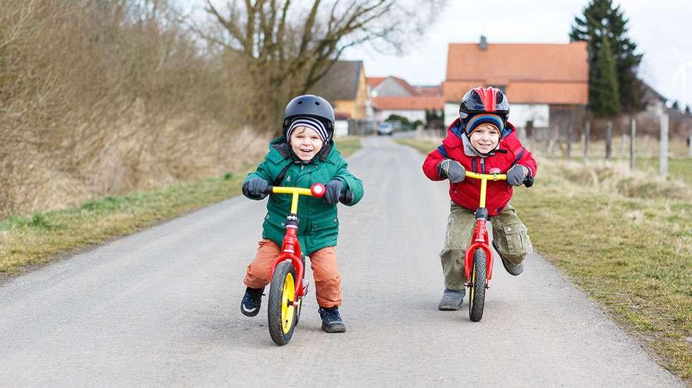 Lumi sulaa, pyöräilukausi voi alkaa! (Kuva: Shutterstock)