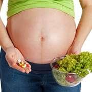 Vitamiinilisät raskausaikana
