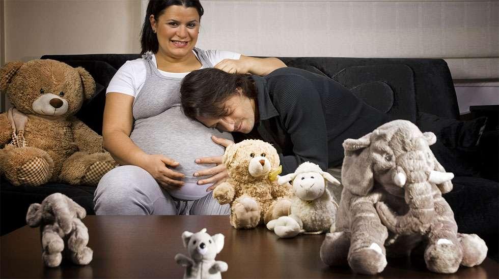 Isän 40. raskausviikko: Sairaalaan ja takaisin
