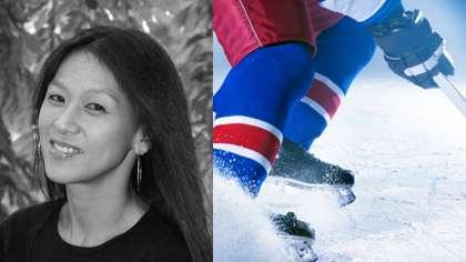 Amy Chua ja jääkiekko