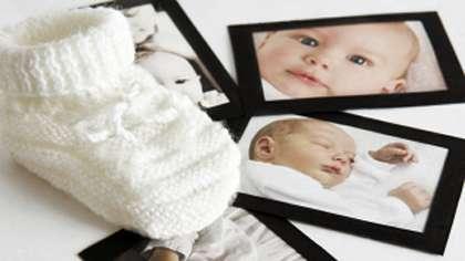 Kuvia lapsesta ja tossu