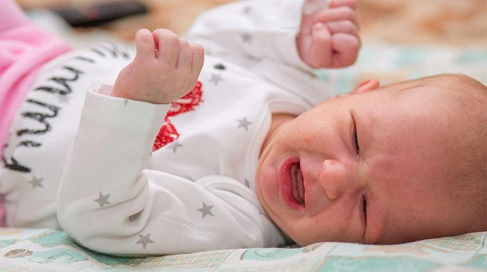 RS-virusta ei voi todeta ainoastaan oireiden perusteella, vaan tartunta todetaan laboratoriotutkimuksissa nenänielun limasta otetusta näytteestä. Kuva: Shutterstock