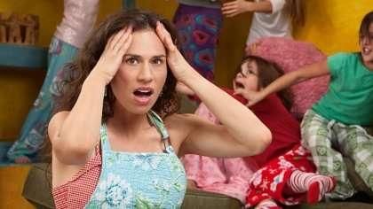 Ärsyttääkö lasten riehuminen? Noudata ohjetta ja neuvo lapsia käyttämään heidän lempeää ääntään.