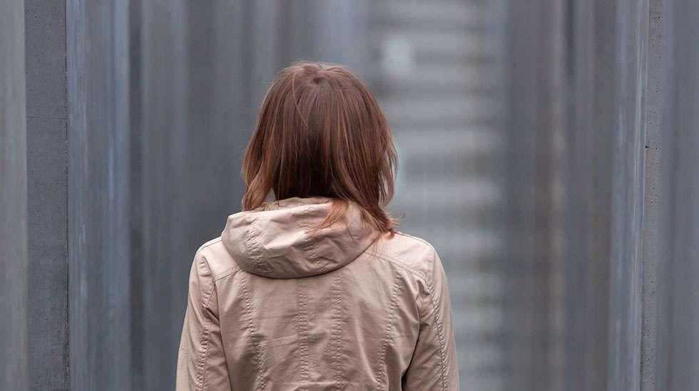 Jenni syytti pitkään itseään lasten isän itsemurhasta. (Kuvituskuva: Shutterstock)