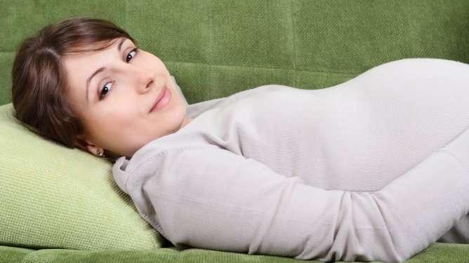 Näinkö raskaus pitäisi viettää?