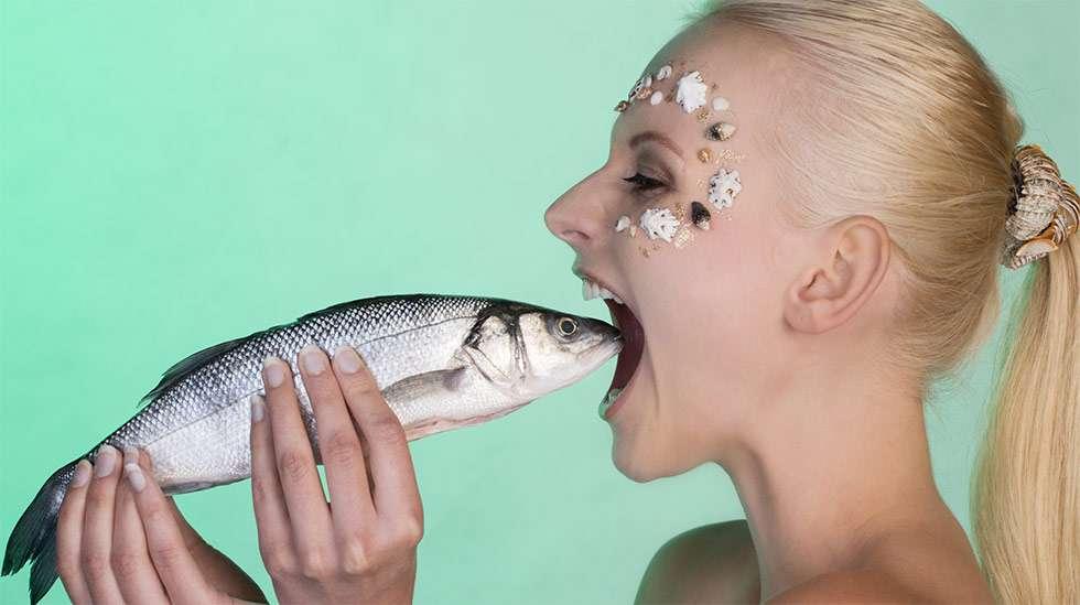 Kalasta saa tärkeitä rasvahappoja raskausaikana. Paistaminen on suositeltavaa ennen syömistä. Kuva: iStock