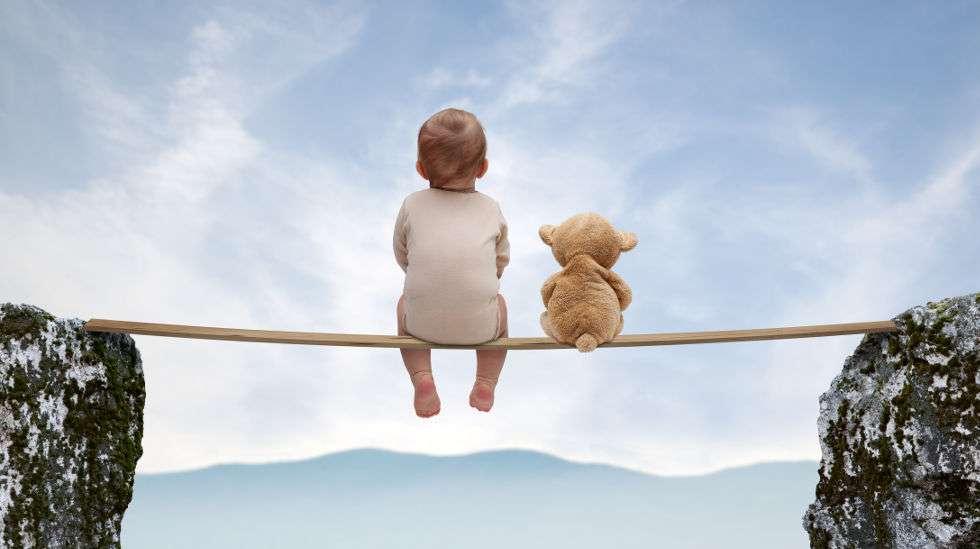 Useinkaan tilanne ei ole niin vaarallinen kuin mitä pelkäämme. (Kuva: Shutterstock)