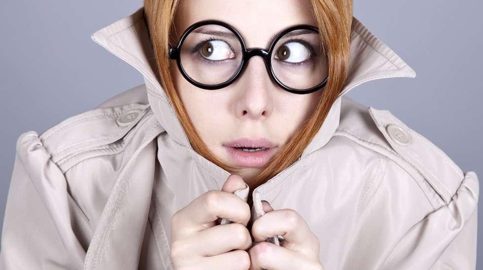 """""""Mitä? Joko on taas aika imettää?"""" (Kuva: Shutterstock)"""
