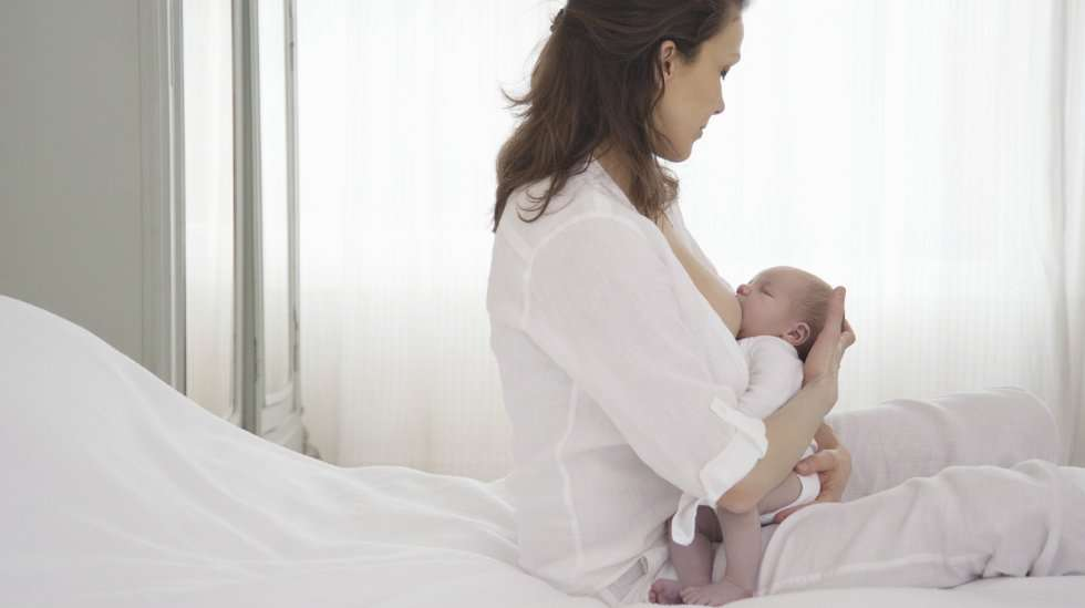 Vammalan sairaala antoi Minnan mielestä huonoa imetystukea. (Kuvituskuva: Shutterstock)