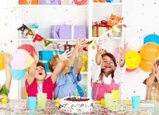 Syntymäpäiväjuhlat