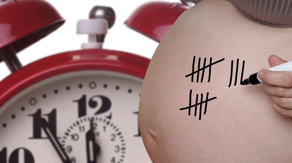 Laskettu aika on epämääräisyydestään huolimatta hyödyllinen työkalu neuvoloille. (Kuva: Shutterstock)