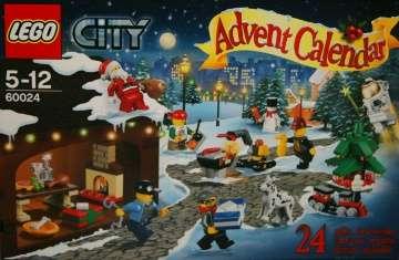 Lego-lelukalenteri, 22,95€