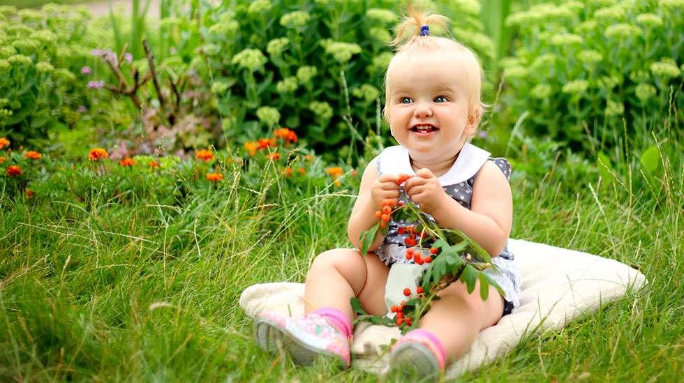 Sopisiko syksyn lapselle nimeksi Pihla? (Kuva: Shutterstock)