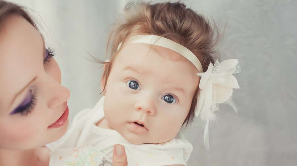Tyttövauvaa on kiva stailata. (Kuva: Shutterstock)