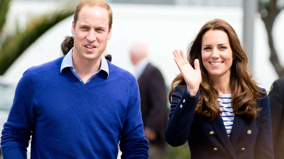 Prinssi William ja hänen puolisonsa Catherine. (Kuva: Shutterstock)