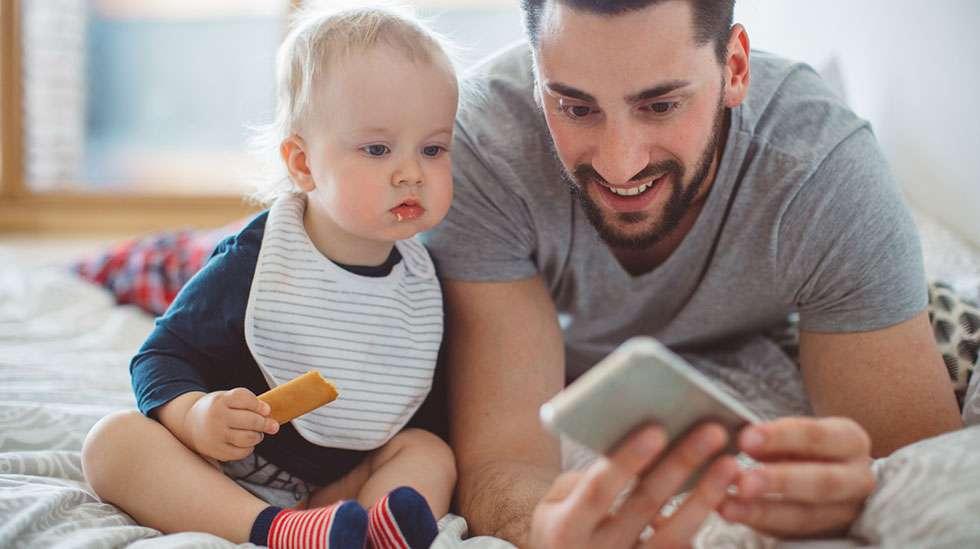 Isä ja lapsi – vielä enemmän yhteistä kuin uskoitkaan!