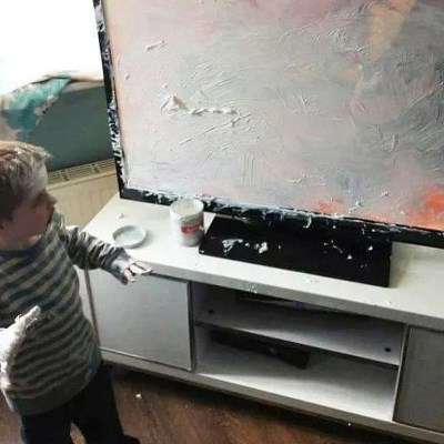 Sinkkivoide ja lapset. Huono yhdistelmä! Kuva: @maja_novkovic
