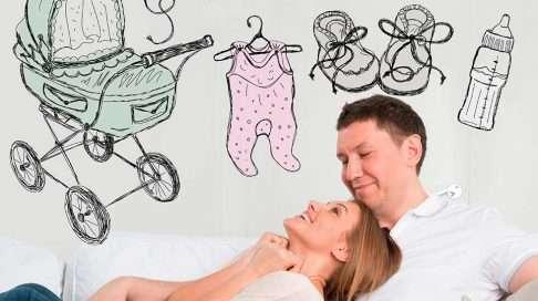 Haaveiletko vanhemmuudesta? Oletko raskaana? Testaa oletko valmis elämänmuutokseen.