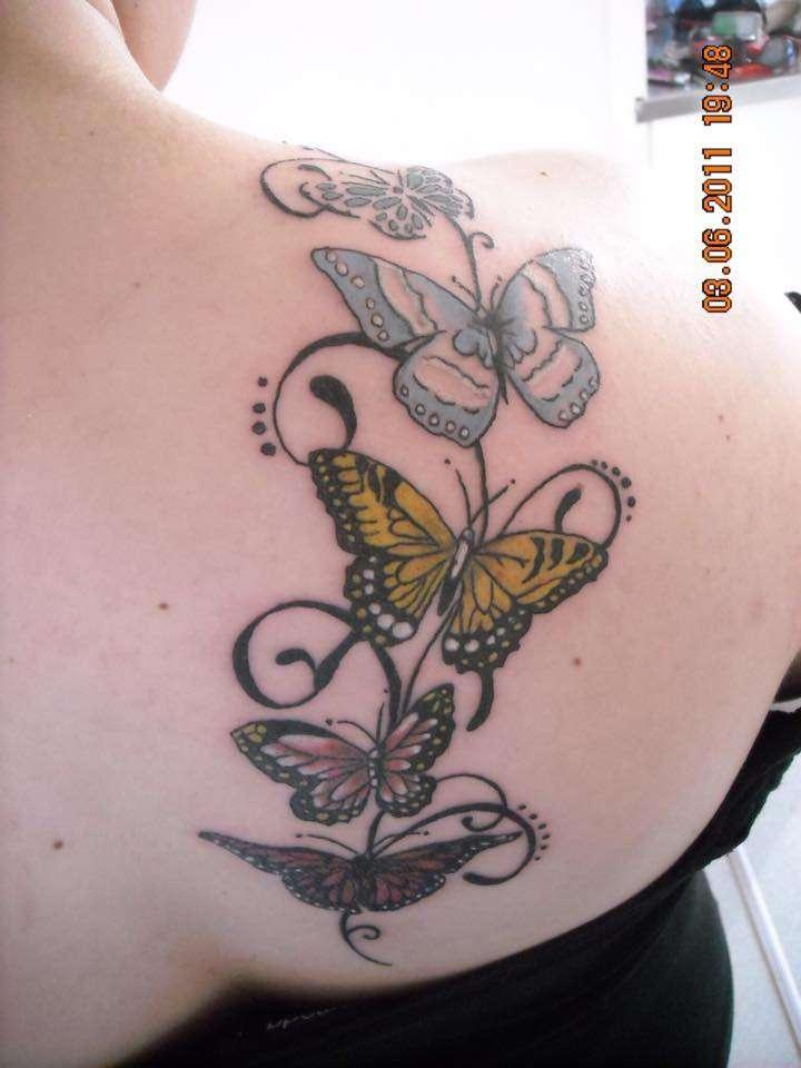 Tatuointi Lapsesta