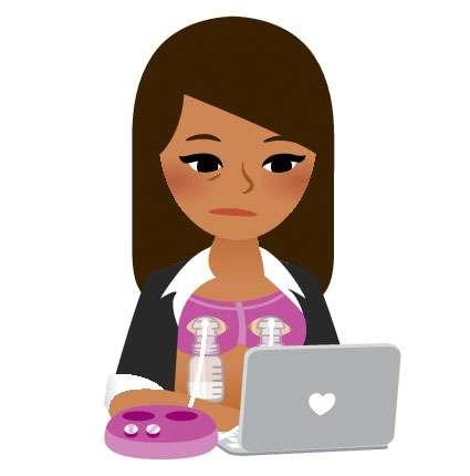 Rintamaidon pumppaaminen töitä tehdässä kuuluu vahvasti yhdysvaltalaisiin äitikulttuuriin. Yhdysvalloissa äitiysloma on lakisääteisesti vain 12 viikkoa pitkä. Loma on palkatonta.