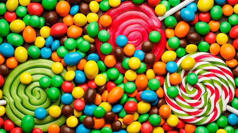 Karkki (ja kaikki muu, missä on sokeria) on taaperosta hyvää!