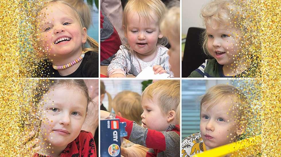 Lapsiraadissamme istui seuraavat jäsenet. Ylärivi vasemmalta oikealle: Seela, Unna, Mikke. Alarivi: Piretta, Lennu, Venni.