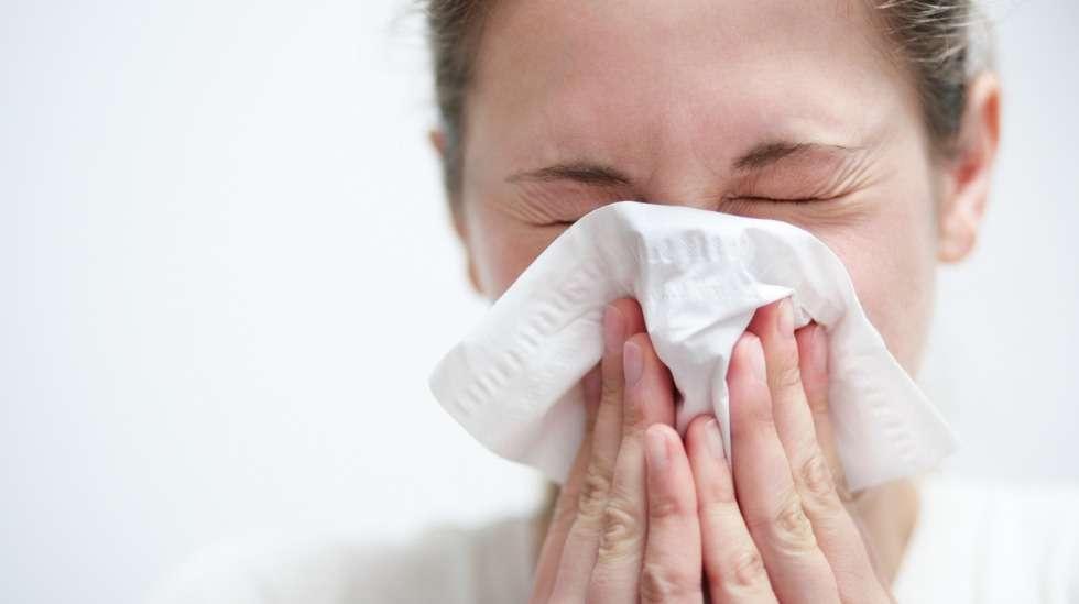 Onko kuumeesta ja nuhasta haittaa myös ovulaatiolle? Kuva: iStock