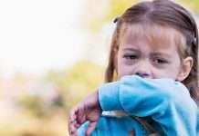 mikä auttaa lapsen yskään