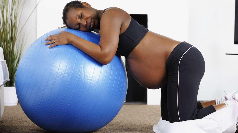 Joskus kotisynnytys voi tulla yllätyksenä, jos synnytys etenee odotettua nopeammin eikä sairaalaan ehditä. Kuva: iStock