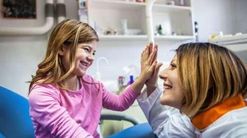 Hyvin hoidettu homma, hammaslääkäri! Kuva: iStock