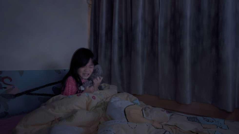 Yöllisten kauhukohtausten syytä ei ole pystytty selvittämään. Tyypillisimpiä ne ovat 2–10 -vuotiailla lapsilla. Kuva: iStock