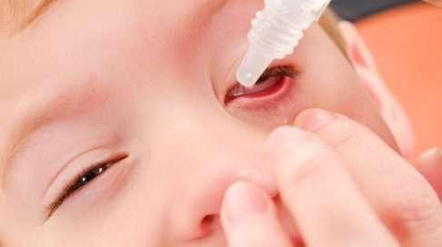 Antibioottitipat hoitavat bakteeriperäisen silmätulehduksen. Kuva: iStock