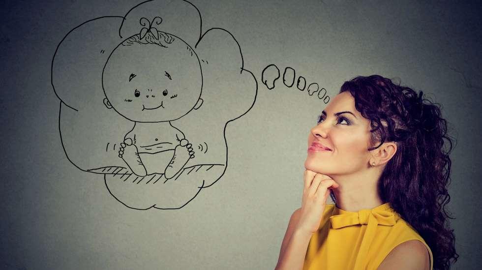 Odotusaikana vauvaan saattaa kohdistua monenlaisia toiveita. Usein ne liittyvät tulokkaan sukupuoleen. Kuva: iStock