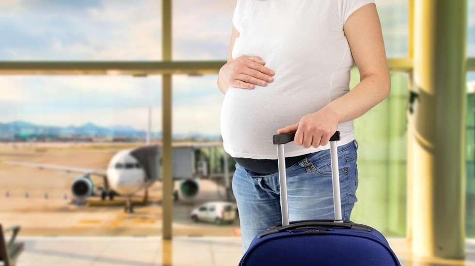 Raskaana reissuun? Matkustaminen odotusaikana on turvallista, kunhan huomioi muutaman tärkeän seikan. Kuva: iStock