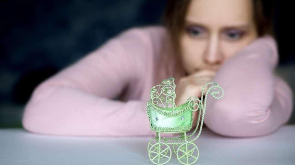 Jos lapsihaave ei toteudu perinteisin keinoin, mihin olisit valmis lapsen saadaksesi? Kuva: iStock