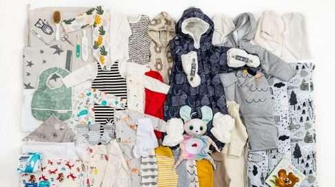 Äitiyspakkaus 2020. Kaikki artikkelin kuvat: Kela/Veikko Somerpuro